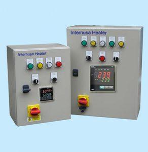Panel Control Temperatur
