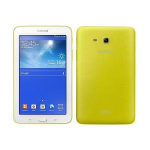 Samsung Galaxy Tab 3 Wifi – 8GB – Yellow