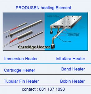 Heating Element Untuk Industri